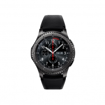 Умные часы Samsung R760 Galaxy Gear S3 frontier  black