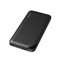 Портативный аккумулятор ROCK P43 Slim Power Bank 10000 mAh USB