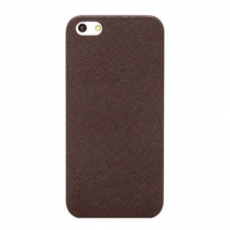 Накладка Colorant Thin Leather Shell Для Iphone 5/5s