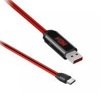 USB кабель с дисплеем и таймером Hoco U29 USB – Type-C