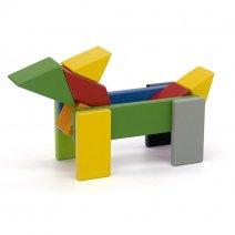 Развивающие магнитные блоки для детей Xiaomi Mitu Child