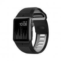 Спортивный резиновый ремешок для Apple Watch Nomad Sport Strap
