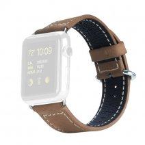 Ремешок Hoco Art Series Leather Band 42mm для Apple Watch