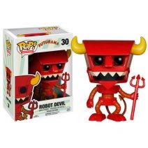 Фигурка Funko Pop Футурама - Рободьявол (Futurama-Robot Devil)
