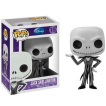 Фигурка Funko Pop Джек Скеллингтон - Кошмар перед Рождеством (Nightmare Before Christmas - Jack Skellington)