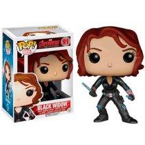 Фигурка Funko Pop Мстители 2 - Чёрная вдова (Avengers 2 - Black Widow)