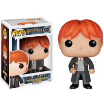Фигурка Funko Pop Гарри Поттер - Рон Уизли (Ron Weasley - Harry Potter)