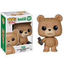 Фигурка Funko Pop Тэд с пультом - Третий лишний (Ted with remote - Ted 2)