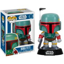Фигурка Funko Pop Звездные войны - Боба Фетт (Star Wars - Boba Fett)