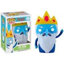 Фигурка Funko Pop Время Приключений - Ледяной Король (Adventure Time - Ice King)