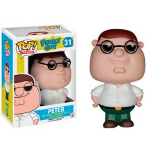 Фигурка Funko Pop Гриффины-Питер (Family Guy-Peter)