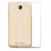 Прозрачный силиконовый чехол для Xiaomi