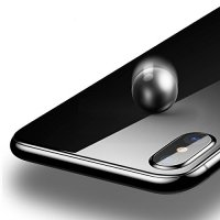 Защитное стекло для задней панели Baseus Back Glass Film для iPhone X
