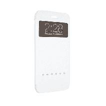Флип-чехол с окошком и возможностью ответа на звонок Ozaki O!coat Hel-ooo для iPhone 6/6S