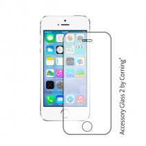 Защитное стекло Deppa Ultra 0,2 мм для iPhone 5/5S/SE