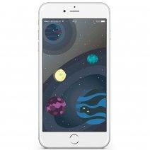 Apple iPhone 6S Plus 64Gb Silver Официально восстановленный