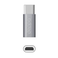 Переходник Deppa Alum Adapter Type C — Micro USB