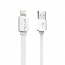 Кабель ROCK Safe Charge Speed Data Cable 1m USB – Lightning