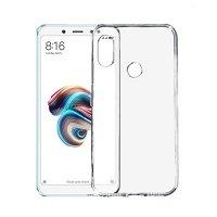 Прозрачный чехол 0.5mm Thin TPU Case для Xiaomi Note 5 Pro