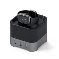 Док-станция Satechi для iPhone и Apple Watch