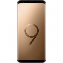 Смартфон Samsung Galaxy S9 64Gb Золотой