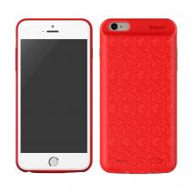 Чехол-АКБ Baseus Plaid Backpack Power Bank Case 5000 mAh для iPhone 6/6S