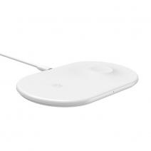 Двойная беспроводная зарядка Baseus Smart 2-in-1 Wireless Charger