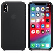 Чехол Apple iPhone XS Silicone Case