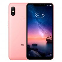 Смартфон Xiaomi Redmi Note 6 Pro 3/32 Gb Pink / Розовый
