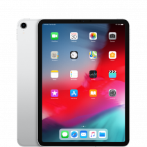 "Apple iPad Pro 11"" (2018) 64Gb Wi-Fi + Сellular Silver"