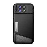 Чехол с объективами ROCK Lens Kit Case для iPhone X