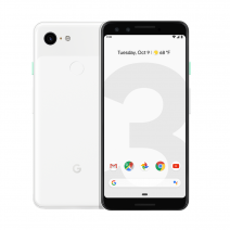 Смартфон Google Pixel 3 64Gb Белый / Clearly White