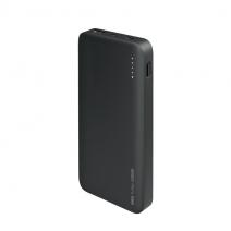 Портативный аккумулятор Deppa NRG Turbo 10000 mAh, QC 3.0, USB + Type-C PD