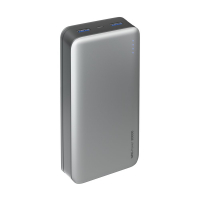 Портативный аккумулятор Deppa NRG Power 20000 mAh, 2.1A, 2 USB