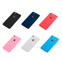 """Силиконовый чехол Second Skin для iPhone 7 """"Мне повезет"""""""