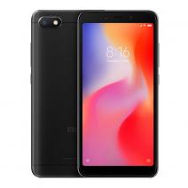 Смартфон Xiaomi Redmi 6A 2/32GB Черный / Black РСТ