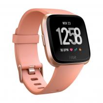 Умные часы Fitbit Versa Periwinkle/Rose Gold