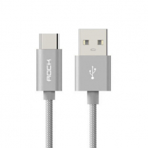Кабель ROCK С2 Type-C to A Cable 25cm USB – Type-C