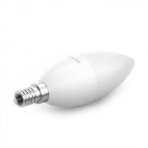 Умная лампочка с поддержкой регулировки яркости Xiaomi Philips ZHIRUI E14 матовая