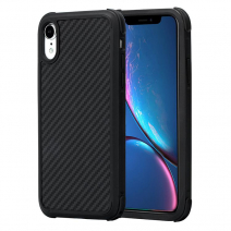 Чехол Pitaka Aramid MagCase Pro Twill для iPhone XR Black-Grey