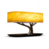 Светильник с беспроводной зарядкой HomeTree Light of Tree