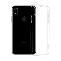 Полиуретановый чехол Hoco Transparent TPU для iPhone XR
