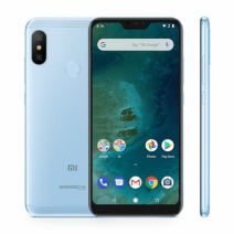 Смартфон Xiaomi Mi A2 6/128 Gb Голубой / Blue