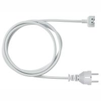 Удлинитель для ЗУ с евро вилкой Apple Adapter Entension Cable MK122