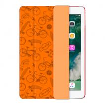 Чехол-подставка с тиснением Deppa Wallet Onzo для iPad 9.7 (2017/2018)