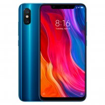 Смартфон Xiaomi Mi 8 6/128Gb Синий