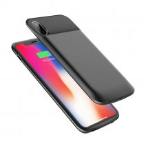 Чехол-АКБ ROCK P41 Power Bank Case for iPhone X 6000 mAh