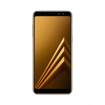 Смартфон Samsung Galaxy A8 (2018) 32Gb Золотой/Gold