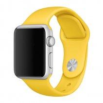 Силиконовый ремешок Moonfish для Apple Watch 38/40mm