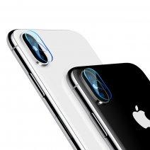Защитное стекло для камеры Baseus Camera Lens Glass Film iPhone X